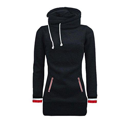 TWIFER 2018 Damen Herbst Winter Kapuzenpullover Langarm Bluse Pullover Sweatshirt