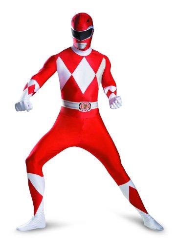 Adult Costume - Mens XXL (50-52) (Power Rangers Bodysuit)