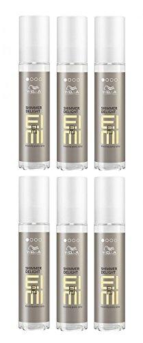 Wella eimi Shimmer Delight 6 x 40 ml Styling Shine Spray brillance Professionals