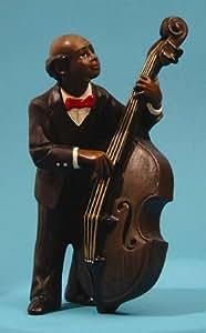 "Figurine all that jazz bass """