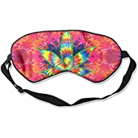 Sleep Eye Mask Tie Dye Weed Lightweight Soft Blindfold Adjustable Head Strap Eyeshade Travel Eyepatch E6 preisvergleich bei billige-tabletten.eu