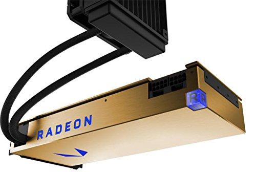 AMD Radeon Vega Frontier Edition Scheda Grafica Professionale da 16 GB, Oro [Italia]