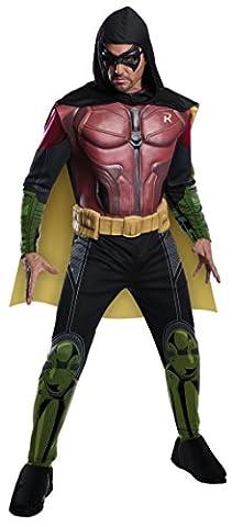 Arkham Robin Costumes - Déguisement Robin - Batman Arkham Franchise, -