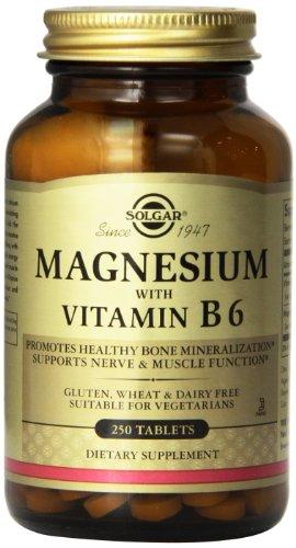 MAGNESIUM B6 250COMP