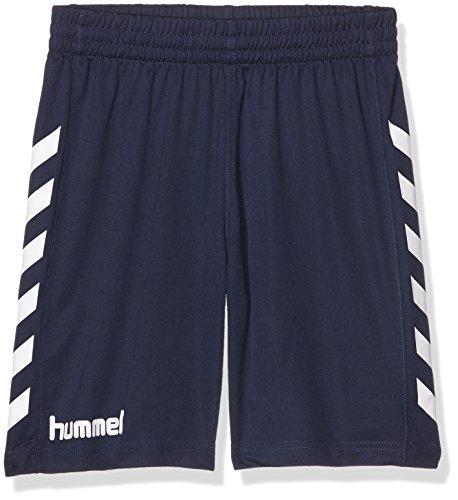 Hummel Jungen Core Poly Shorts, Marine, 140 - 152, 11-083-7026 (Sportliche Jungen Shorts)