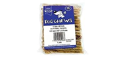 Good Boy Rawhide Dog Chew Twists