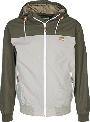 iriedaily-jacke-men-auf-deck-olive-grey-grossel