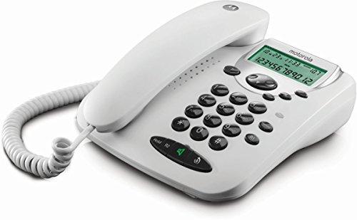 Motorola CT2W CT2-Schnurlostelefon weiß