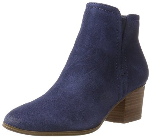 Aldo Women's Larissi Boots, Blue (Navy Suede), 7 UK 40 EU