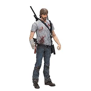 Walking Dead Comic Series 3 Rick Grimes Action Figure