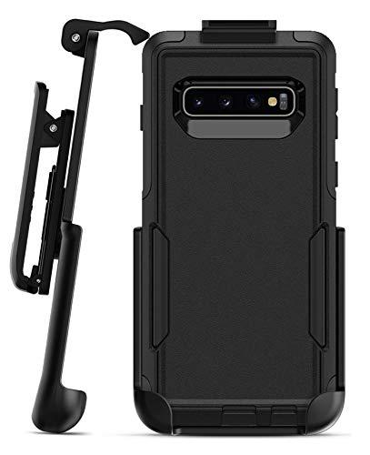 Schutzhülle mit Gürtelclip für Otterbox Commuter Serie - Samsung Galaxy S10 Plus Hülle Nicht im Lieferumfang enthalten