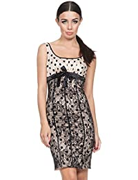 VOODOO VIXEN Tori Lace Pencil Dress