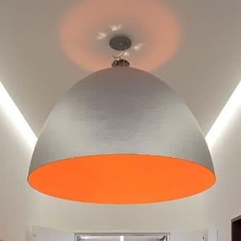 Ingo maurer xxl dome pendelleuchte silber orange amazon - Ambientedirect bewertung ...