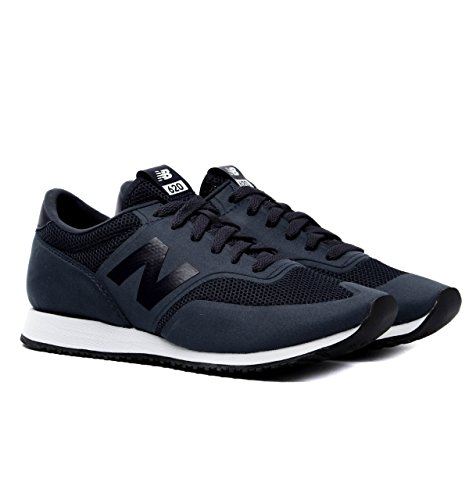 New Balance 620 All Navy Runner Trainers