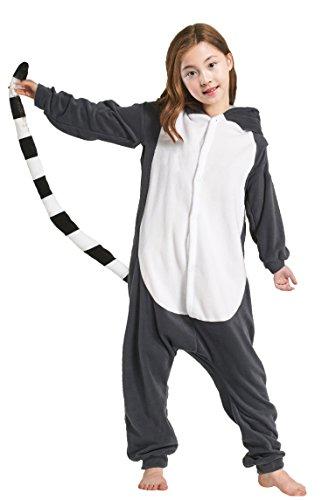 Pijama Niño Niña Animal Cuerpo Entero Mujer Familiar Navidad Halloween Disfraz