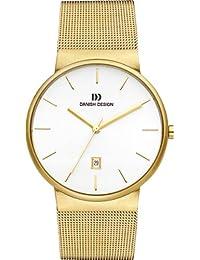 Danish Design Herren-Armbanduhr IQ05Q971 Analog Quarz Edelstahl IQ05Q971