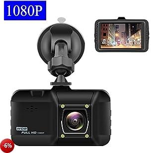 OKEEY Dash Cam Telecamera per Auto Full HD 1080P, 3.0