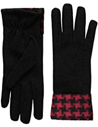 isotoner Ladies Smartouch Thermal Dogtooth Cuff Glove - Gants - Femme