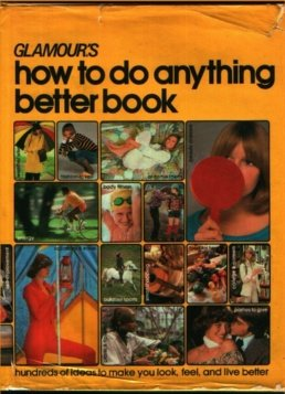 Title: Glamours How to do anything better book