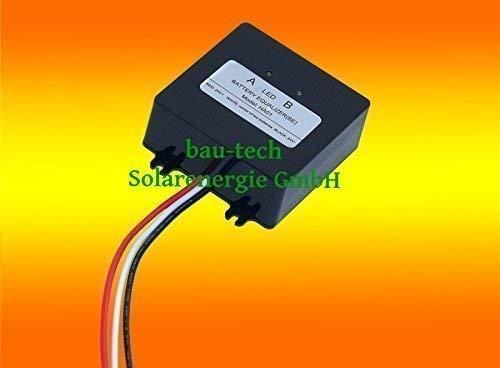 bau-tech Solarenergie Batterie Balancer/Batterie Ausgleichslader 12Volt, 24Volt, 48Volt Photovoltaik GmbH