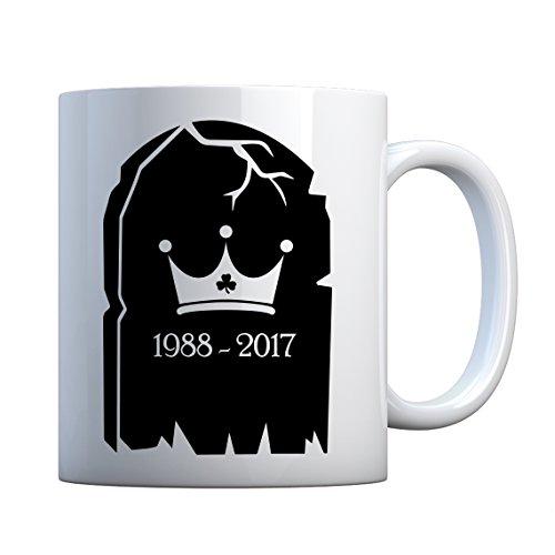 Indica Plateau Rip McGregor Mug de cadeau en céramique 11oz blanc nacré