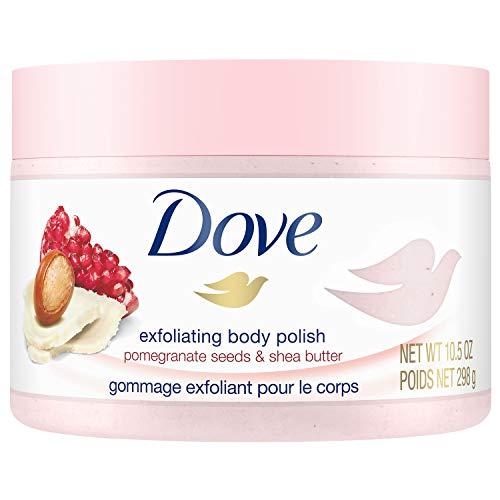 Dove Exfoliating Body Polish Body Scrub (298GM)