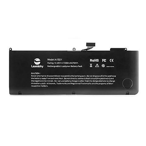 Leomisky 10.95V 7200mAh Neu Laptop Ersatz Akku Batterie for Apple