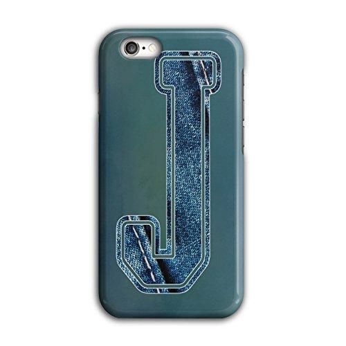Brief J Jeans Mode Blau Hose iPhone 6 / 6S Hülle | (Anzug Blauen Pulver Kostüm)