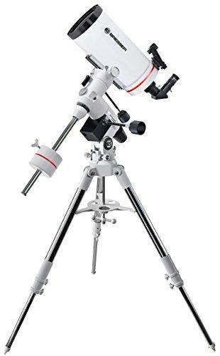 Bresser Messier Télescope MC-127/1900 EXOS-2 EQ-5 Blanc