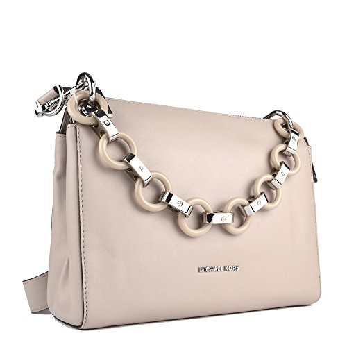 MICHAEL by Michael Kors Gianna Cement Borsa a Tracolla Cement