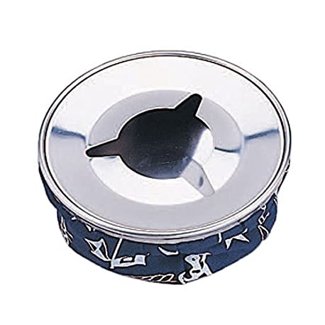 Pactrade Marine Boat Stainless Steel Rim Ashtray Bean Bag Base Windproof by PactradeMarine