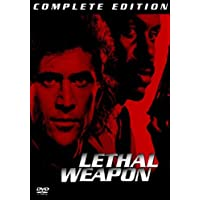 Lethal Weapon 1-4 - Complete Edition