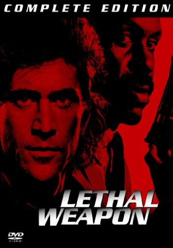 Lethal Weapon 1-4 - Complete Edition [8 DVDs]