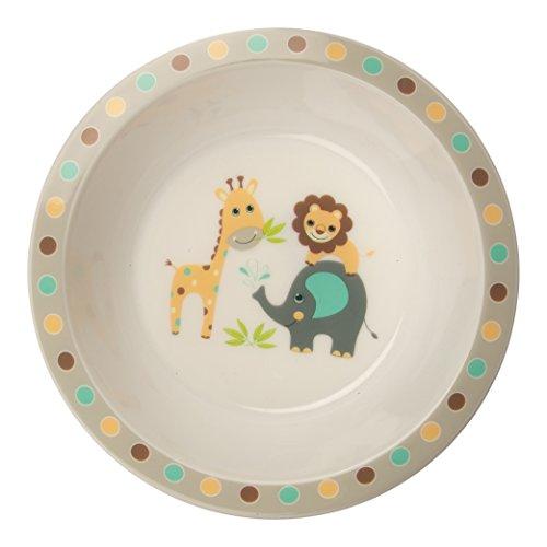 Bo Jungle B-Dinner Baby Geschirrset Ess Lern Besteck Teller Löffel Gabel B550620
