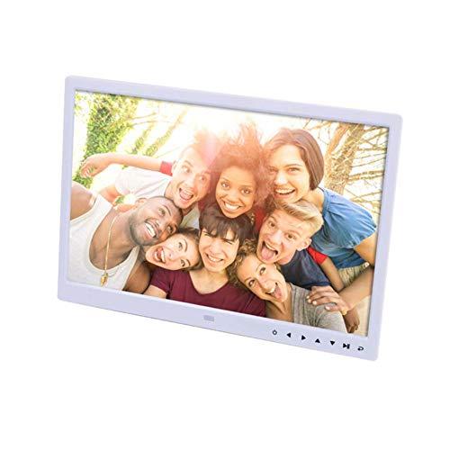 SPFDPF Digitaler Bilderrahmen 15,4 Zoll HD Touch-Taste Elektronische Album-Wandmontage Display Video Advertising Machine Brochure