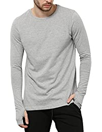 Skult By Shahid Kapoor Men's Poly Cotton T-Shirt