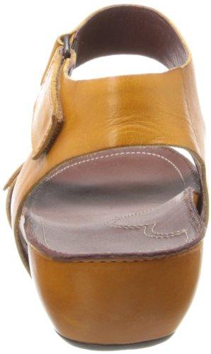 Réglable Miel Vanapour Sangles Femme Cuir Multicolore Sandales En 04zgq
