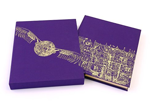 Harry Potter and the Philosopher's Stone: Deluxe Illustrated Slipcase Edition (Deluxe Edition)