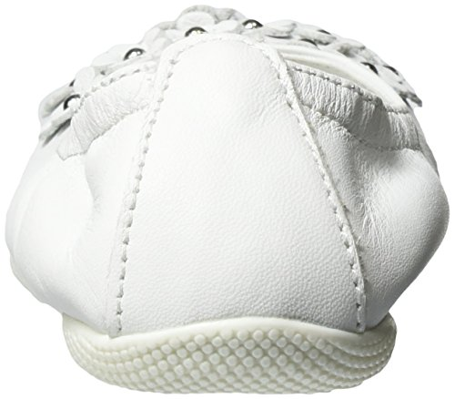 Primigi Pff 7216, Ballerines Fille Blanc (Bianco)