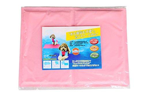 Hund Katze Eis Matte Bett, geben Sie einen kühlen Sommer, einfach zu reinigen, dauerhaft Komfortable resistent Kratzer und Biss , 90*50