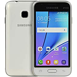 "Samsung Galaxy J1 Mini Prime (2016) SM-J106F 4"" 4G 1GB 8GB 1500mAh Blanco - Smartphone (10,2 cm (4""), 1 GB, 8 GB, 5 MP, Android, Blanco)- Versión Extranjera"