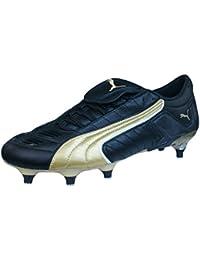 online retailer 5b521 b447c Puma V Konstrukt II SG Homme Cuir Chaussures de Football