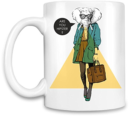 hipster-elephant-taza-para-cafe