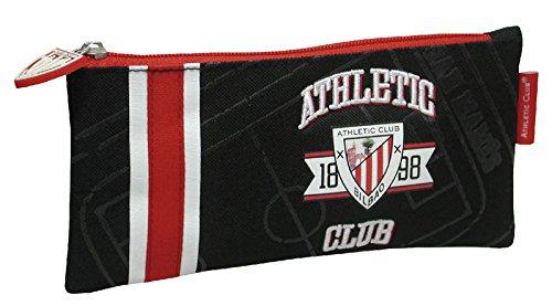 bf1ccdc208d66 Athletic Club Bilbao Kulturtasche Stickerei Flach CYP Imports pt-41-ac