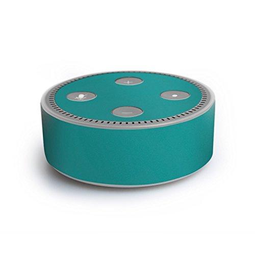 """Amazn Echó Dot (2. Generation) Skin """"FX-Soft-Turquoise"""" Designfolie Sticker"""