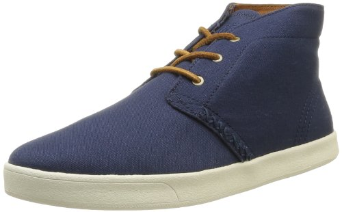 Element Bannock Cup, Chaussures de ville homme Bleu (Navy Curry)