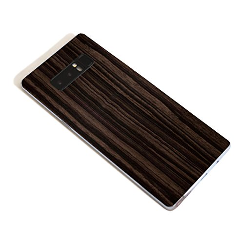 7 Layer Skinz Custom Skin Wrap Compatible with Samsung Galaxy Note 8 (Ebony)