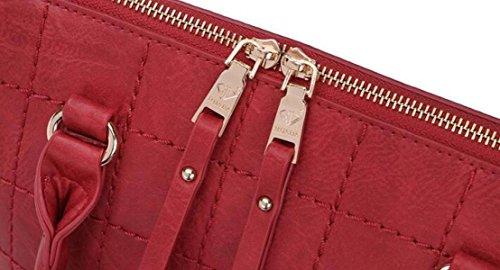 Damen Handtaschen Umhängetasche Mode Handtaschen Messenger Bag Reise Shopping Party Täglich Abnehmbare Große Tasche A