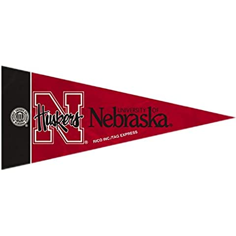 Nebraska motivo Huskers Mini, 8 pezzi