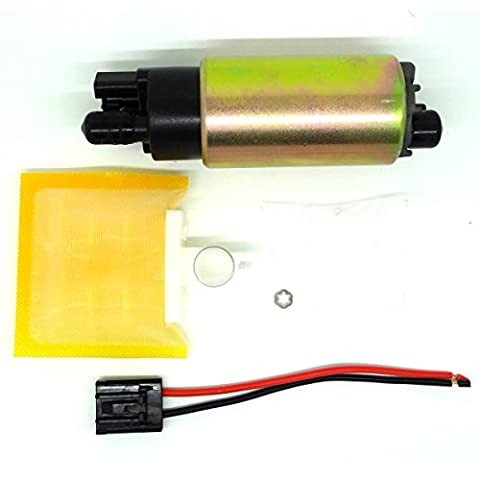 Conpus Oem Replacement Fule Pump With Strainer Install Kit For Nissan Infiniti Vehicles Nissan Armada V8 5.6L 2005-2012